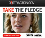 Take the Pledge Along With Your Teen Driver
